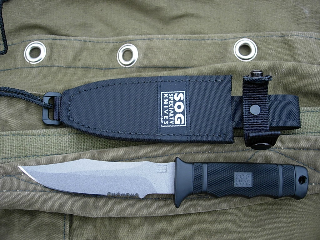 SOG Knives Collectors - Seal Pup (Japan)