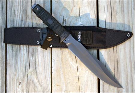 SOG Knives Collectors - Tigershark Elite