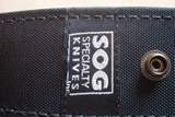 SOG Recon Government, sheath logo