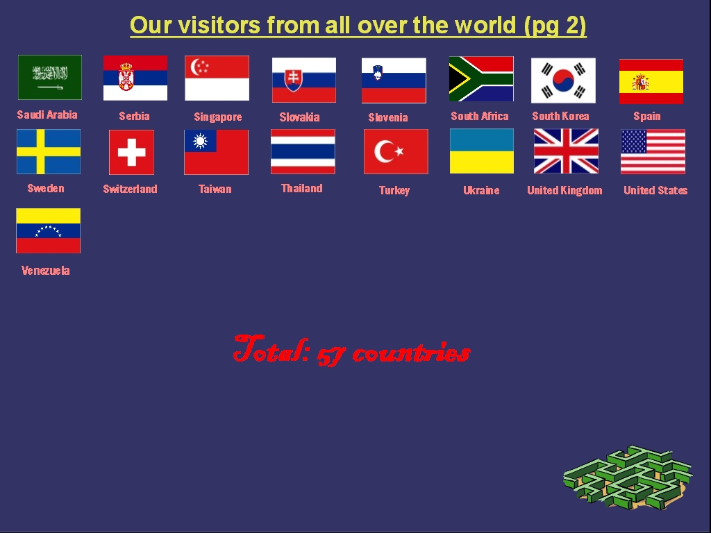Fans of SOG Specialty Knives from all over the world! (57 different countries!) pg 2